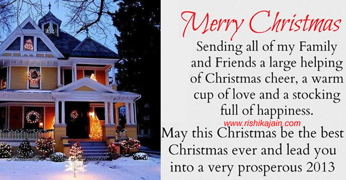 Merry Christmas Quotes For Friends. QuotesGram