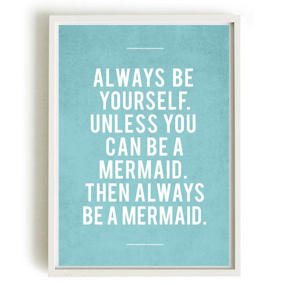 Mermaid Inspirational Quotes. QuotesGram Quotes About Boys Being Cute