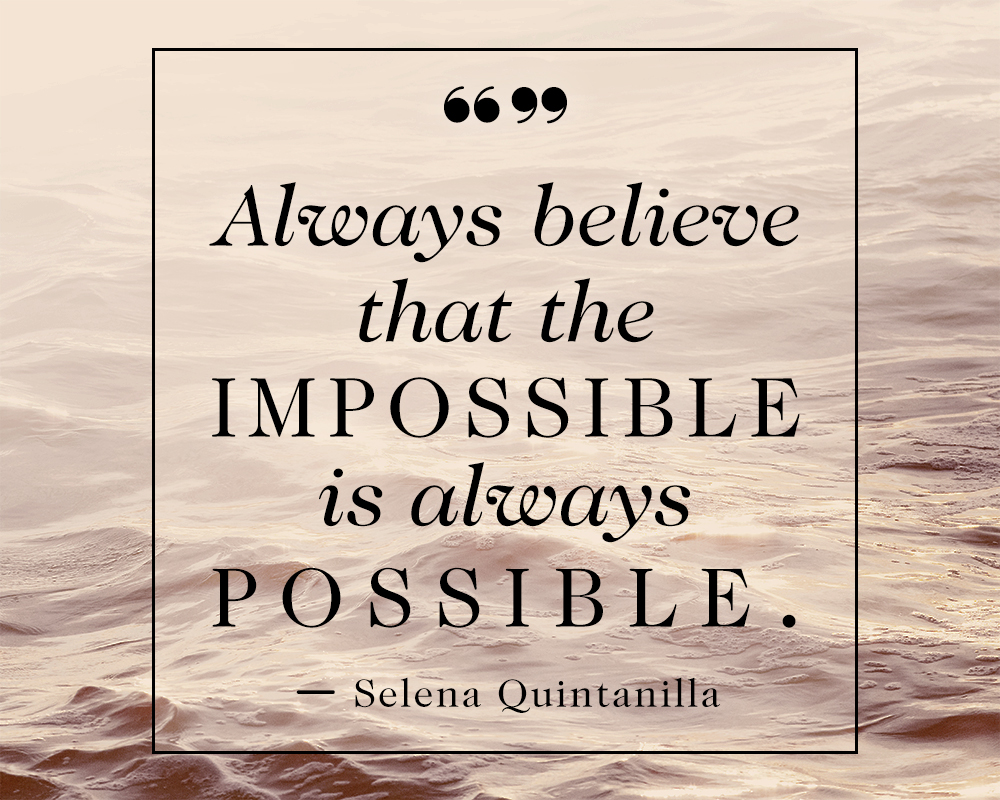 Favorite Inspiring Quotes: Famous Quotes By Selena Quintanilla. QuotesGram