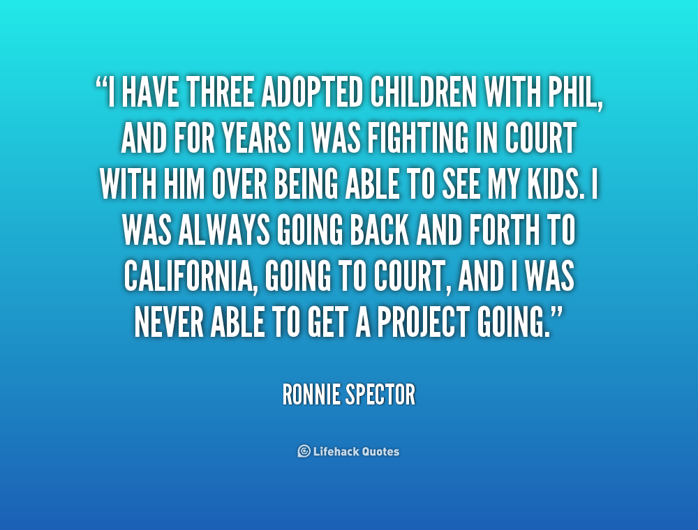 being adopted Throughout history, there have been many celebrities who have been directly affected by adoption in some way or another some celebrities were adopted themselves and have spoken openly on the impact of being an adopted child, others were adopted and.