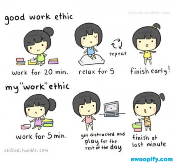 Work Ethic Quotes And Sayings: Funny Work Ethic Quotes. QuotesGram