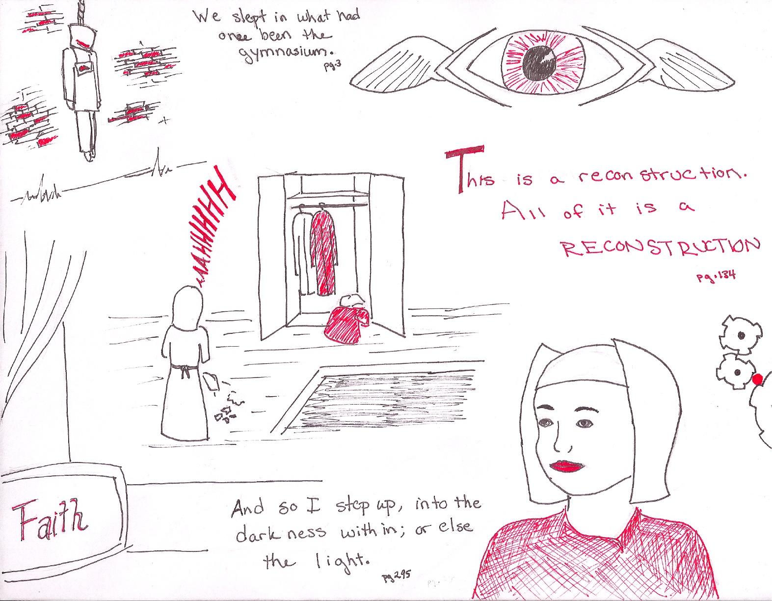 the handmaids tale feminist essay