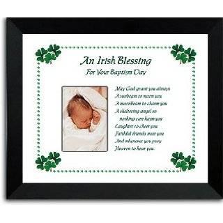 Abbey Press Irish Baby Blessing Nursery Wall Hanging Gift ...  Irish Baby Blessing