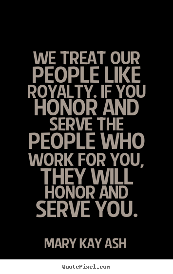 Quotes About Honoring People Quotesgram