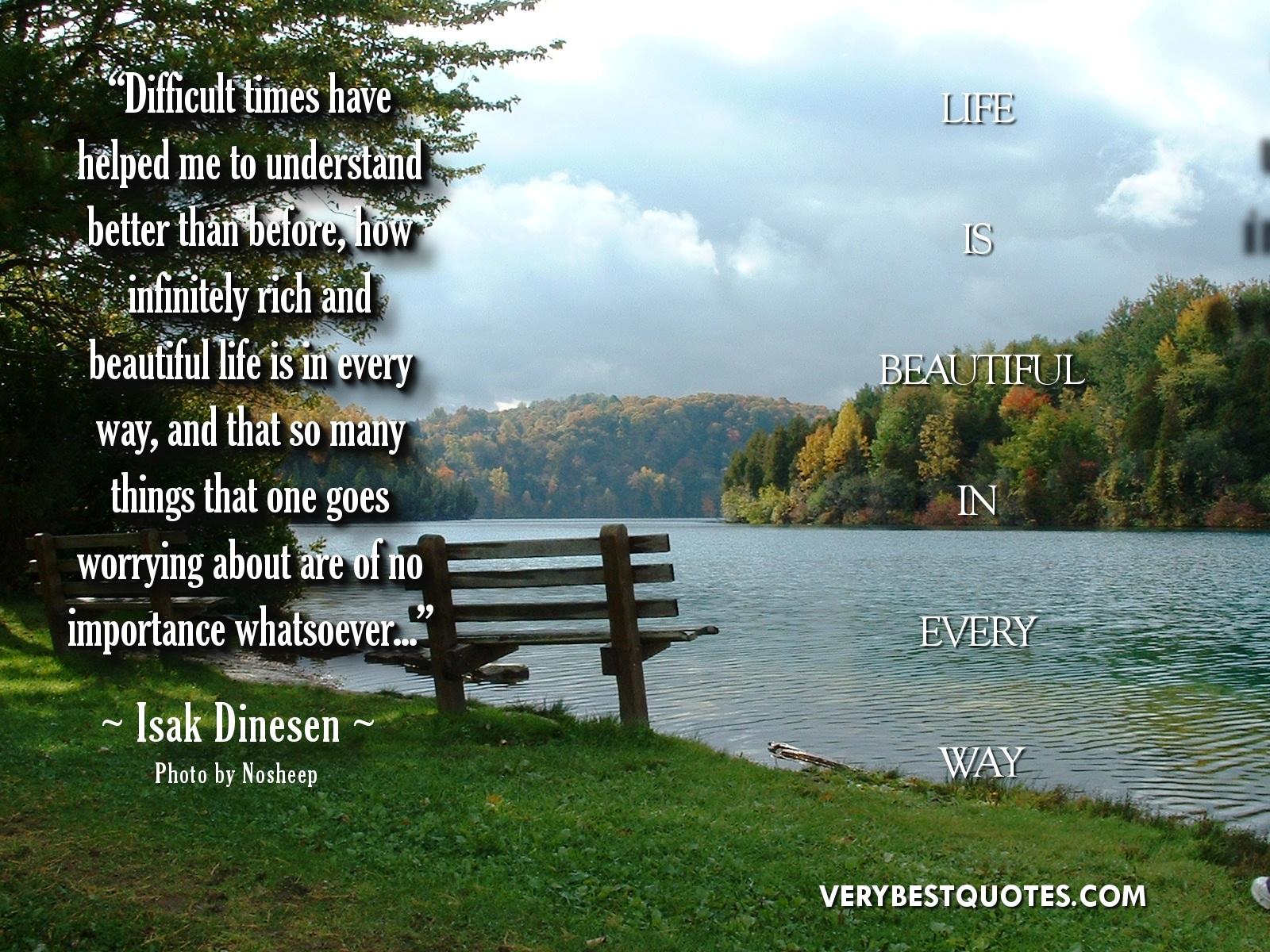 spiritual quotes for difficult times quotesgram