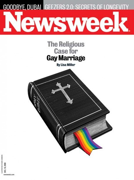 Religious quotes about gay marriage