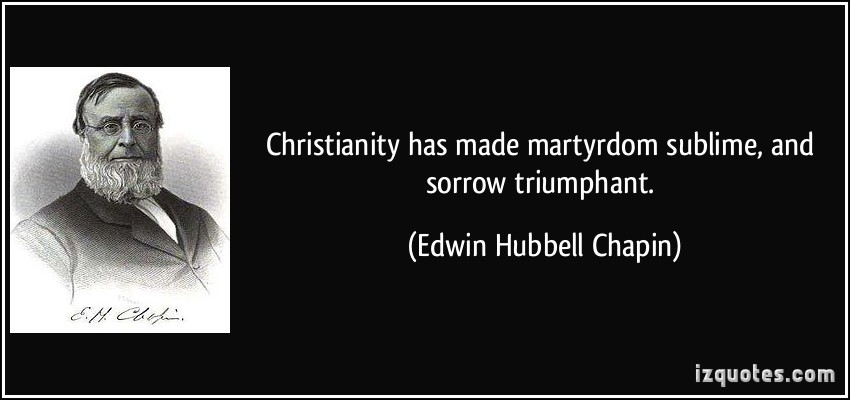 Christian Martyr Quotes. QuotesGram