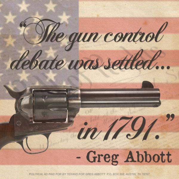 gun control debate View the latest news on the gun control debate and the business of guns in america.