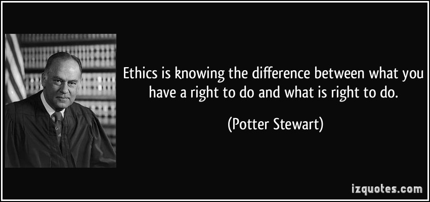 what is the relationship between ethics and academic integrity