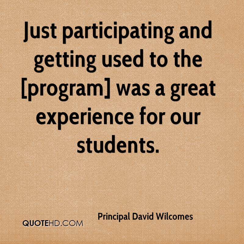Great Quotes For Students: Great Quotes About Principals. QuotesGram