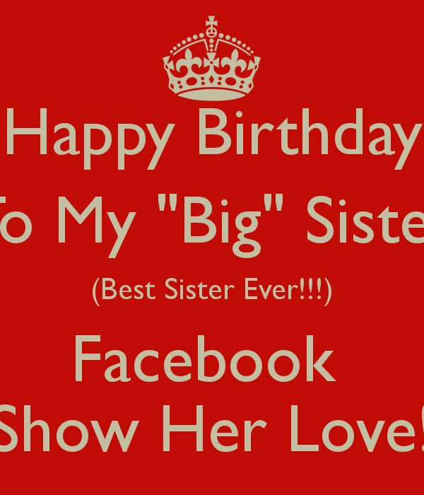 I Love You Funny Quotes For Her Quotesgram: Happy Birthday Sister Quotes For Facebook. QuotesGram