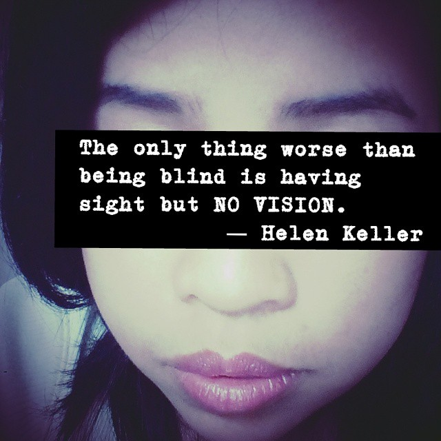 Quotes About Being Blind. QuotesGram