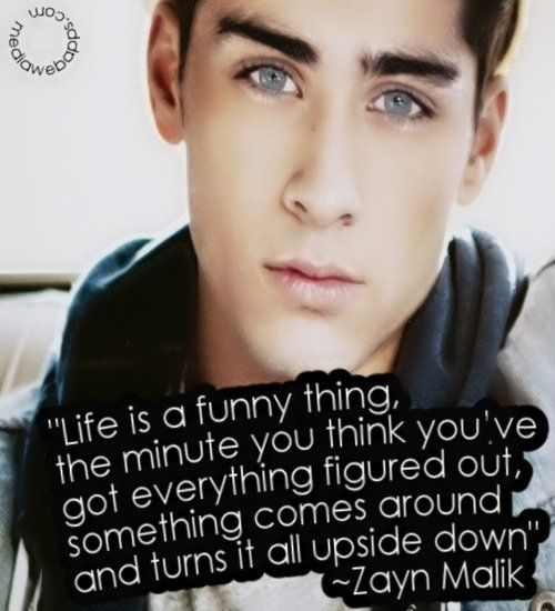 Zayn Malik Friend Quotes. QuotesGram
