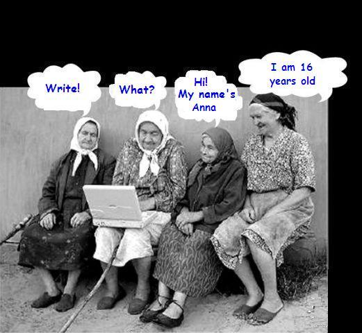 Ladies funny old 53 Funny