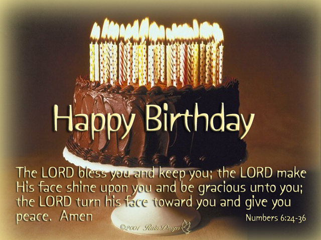 Inspirational Bible Quotes Birthday. QuotesGram
