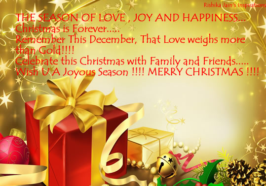 The 45 Best Inspirational Merry Christmas Quotes Of All: Christmas Joy Quotes. QuotesGram