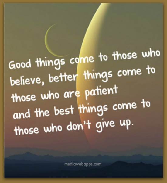 Motivational Inspirational Quotes: Hope Things Get Better Quotes. QuotesGram