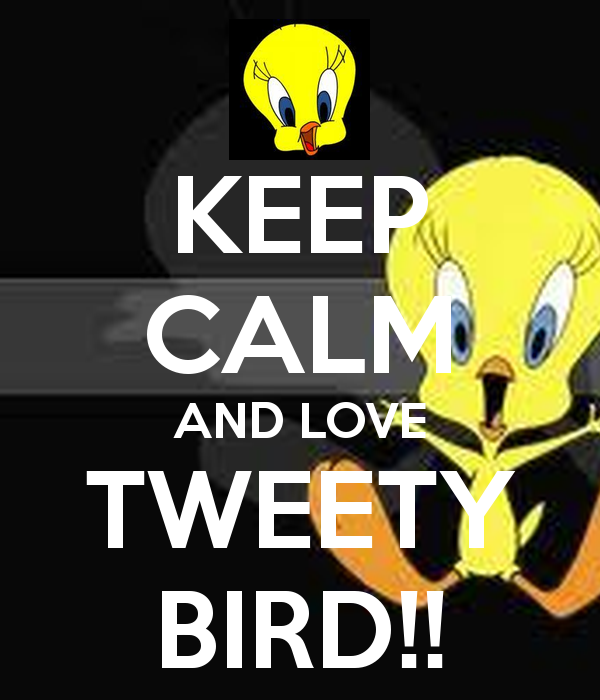 Tweety Bird Quotes Love Quotesgram