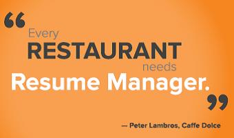 Restaurant Manager Quotes Quotesgram