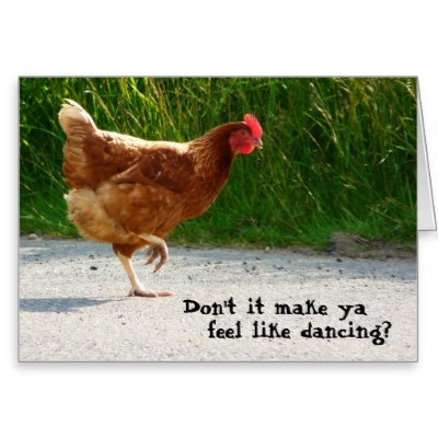 Catch The Funky Chicken