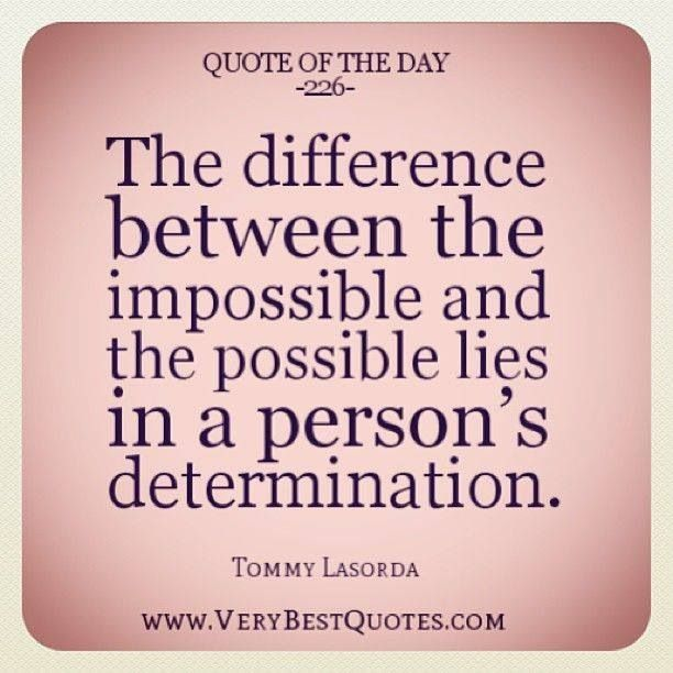 Persevering Quotes: Determination Quotes. QuotesGram