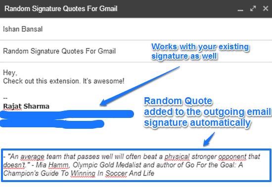 inspiring quotes for email signature quotesgram