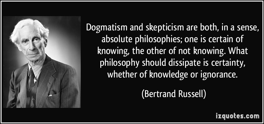 the life and philosophies of bertrand russell Bertrand russell, a british philosopher, who has tirelessly worked on the field of logic has been recognized as one of the major contributors in the philosophical matters russell tries to present an ideological argument to counter on those that believe philosophy has no importance.