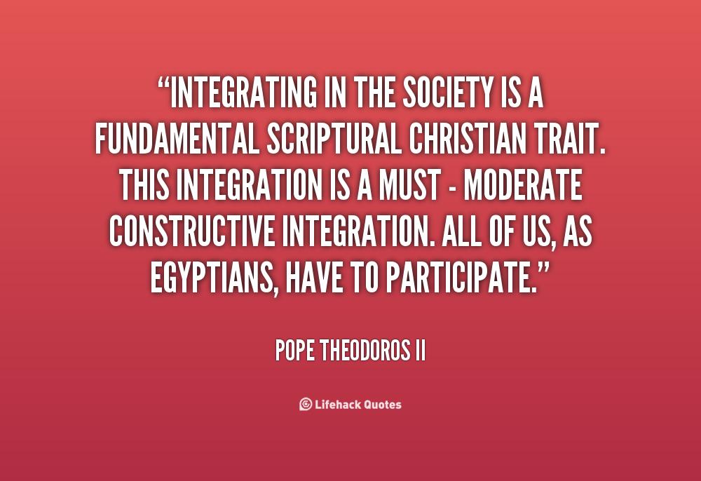 Integration Quotes  Quotesgram