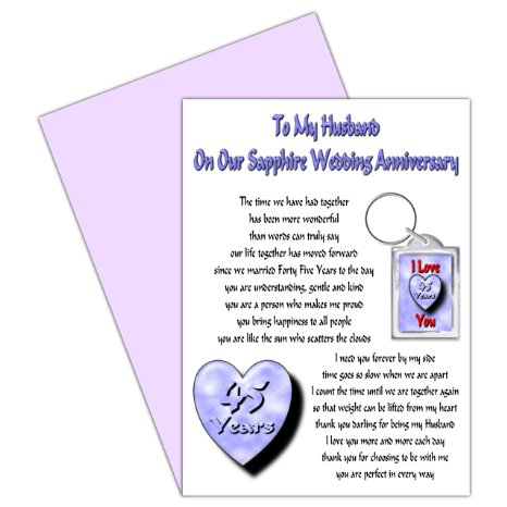 45 Year Wedding Anniversary Quotes Quotesgram