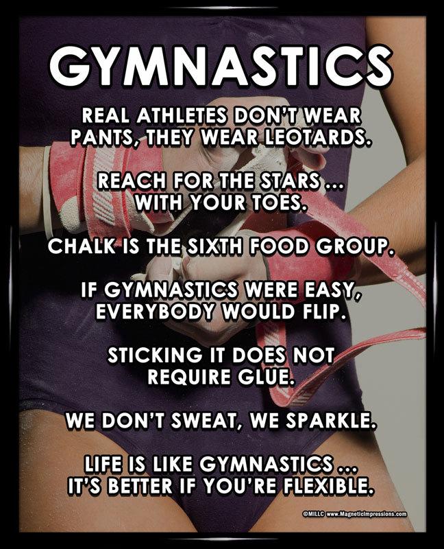 Great Gymnastics Quotes. QuotesGram