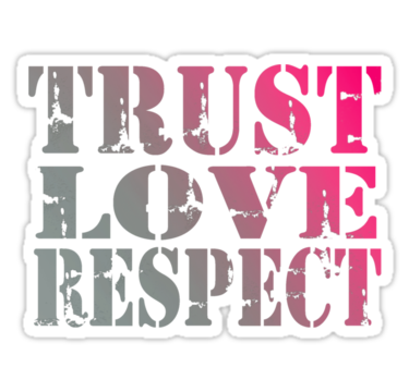 essay on respect and trust