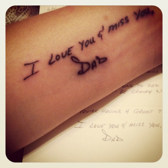 Tattoo Quotes For Someone Who Has Died : Tattoo quotes almost died quotesgram