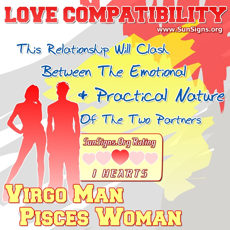Compatibility between libra man and pisces woman simply