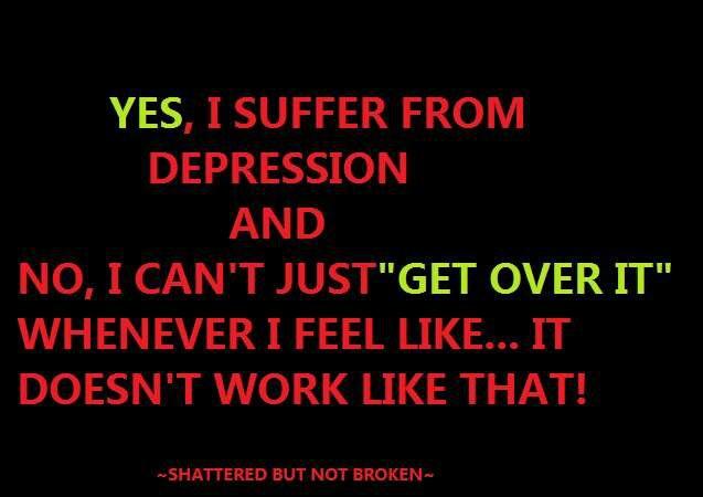 support depression quotes  quotesgram