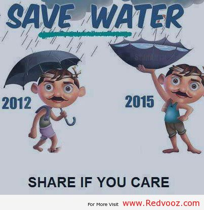 Saving water at home essay