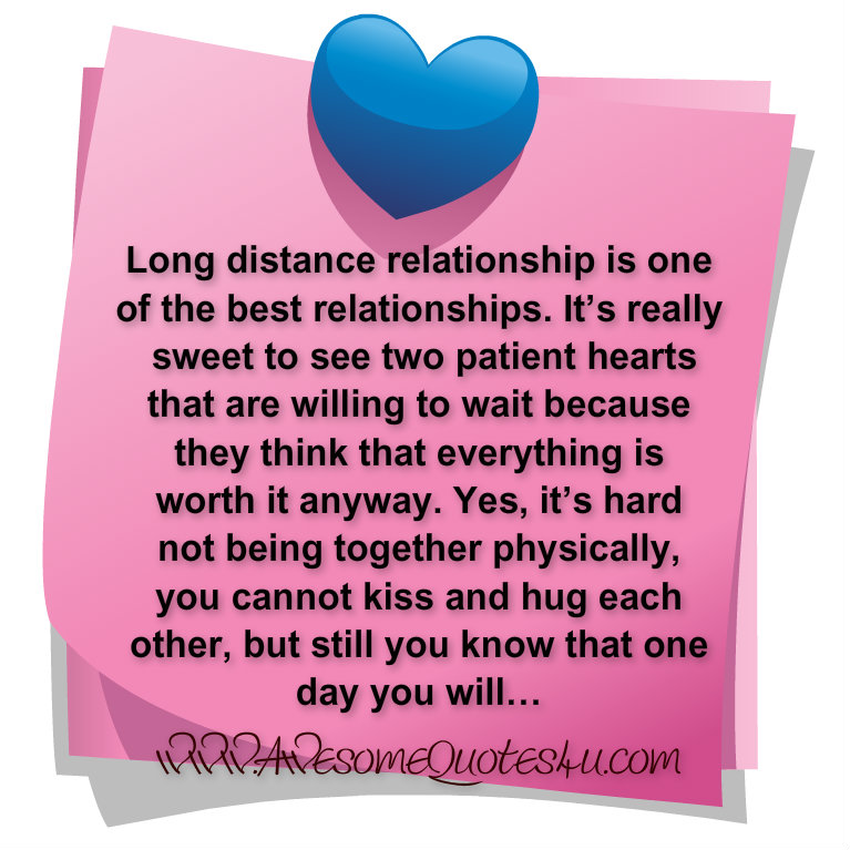 Encouraging Quotes For Long Distance Relationships: Long Distance Quotes For Boyfriend. QuotesGram
