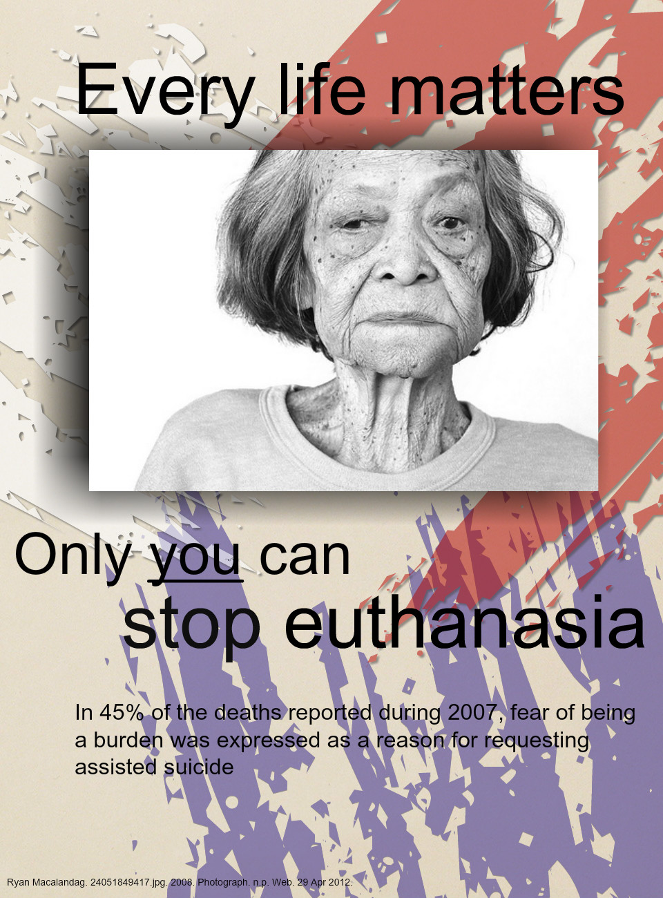 for and against essays about euthanasia