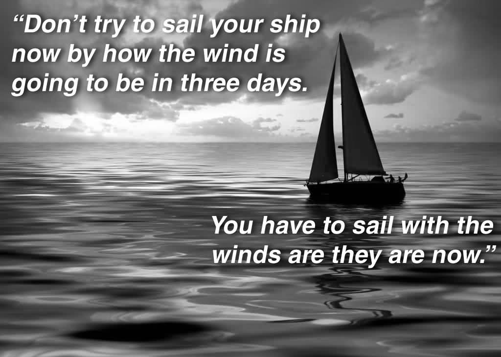Sailing Quotes Hemingway Quotesgram: Funny Sailing Quotes And Sayings. QuotesGram