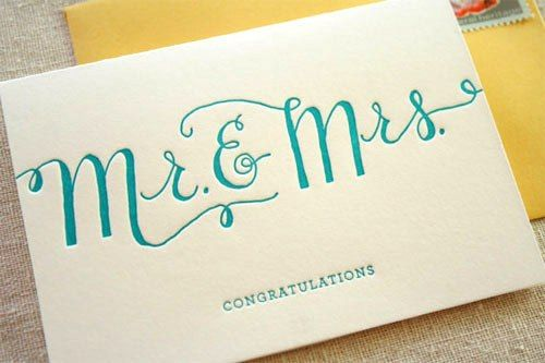Just Married Congratulations Quotes. QuotesGram