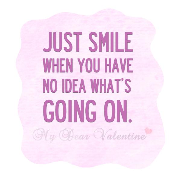 Cute Smile Quotes For Facebook: Inspirational Smile Quotes. QuotesGram