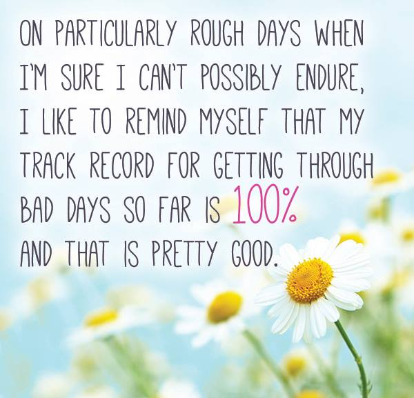 Inspirational Day Quotes: Tough Day Quotes. QuotesGram