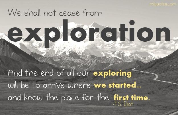 Exploration Quotes Quotesgram: Exploring Quotes About Life. QuotesGram