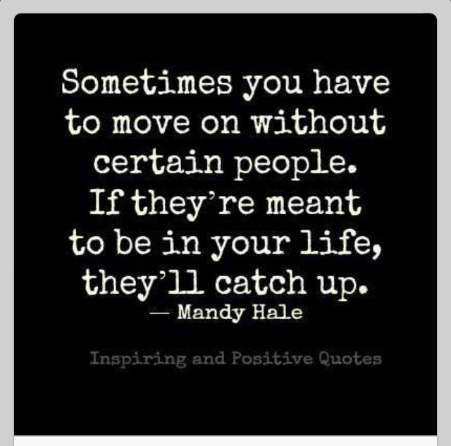 Inspirational Quotes On Life: Move On People Quotes. QuotesGram