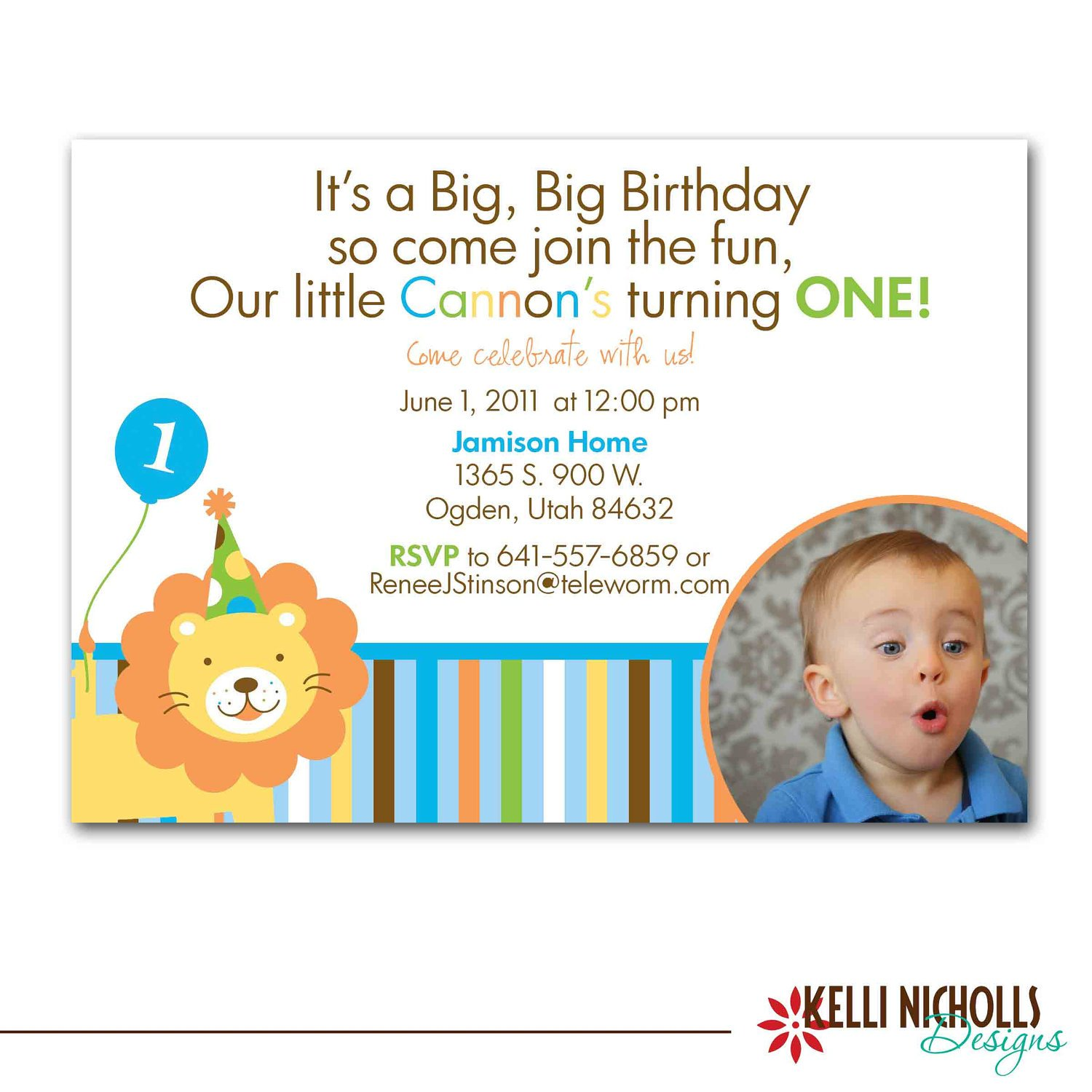 First Birthday Quotes: Quotes For 1st Birthday Invitations. QuotesGram