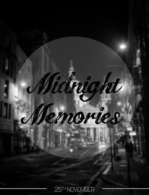 Midnight Memories (album) - One Direction Wiki - Wikia |One Direction Song Quotes Midnight Memories