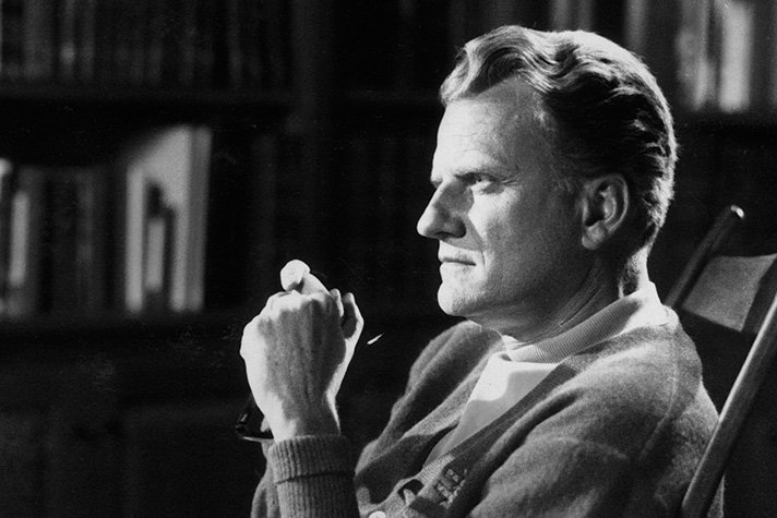 the life and evangelism of billy graham Billy graham, the famous preacher who reached millions of people around the world through his christian ministry, died on wednesday at 99 over the course of more than six decades, he reshaped the.