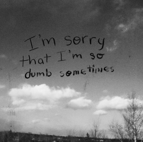 Im Sorry Quotes For Bo...