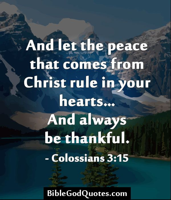 Love Quotes About Life: Bible Quotes About Peace. QuotesGram