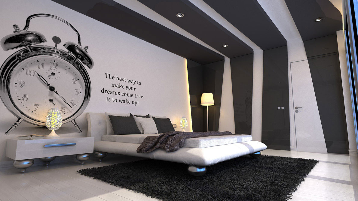 bedroom creative wall mural inspiration fascinating ideas | Quotes On Wall Painting Ideas. QuotesGram
