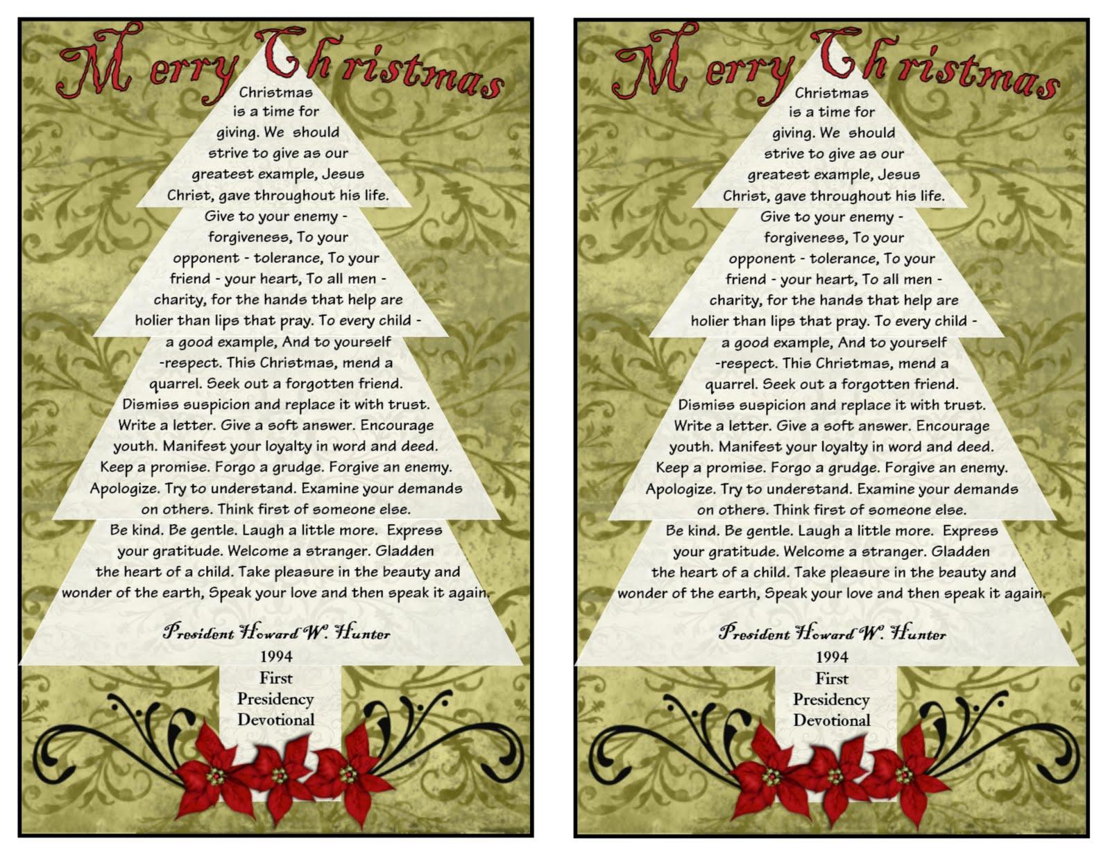 Lds Christmas Message 2020 President Monson Christmas Message 2020 Movie | Apqmpp.meganewyear